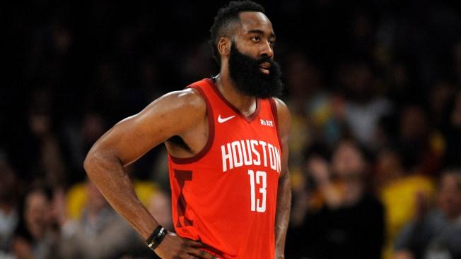 Harden Scores 28, Rockets Beat Pelicans 113-90