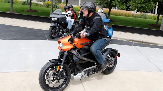 Harley Beats Wall Street Earnings Estimates, But Shares Slide as US Sales Continue to Fall