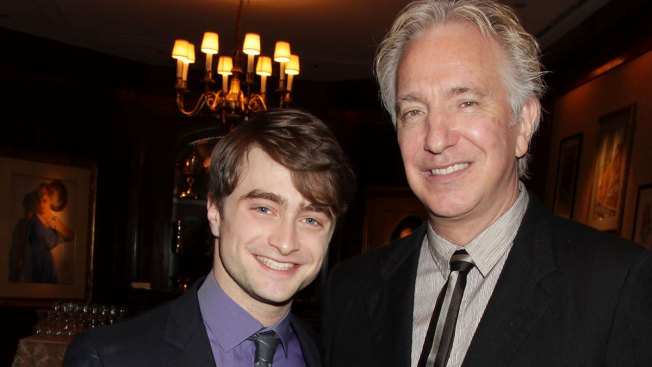JK Rowling, 'Harry Potter' Stars Pay Tribute to Alan Rickman