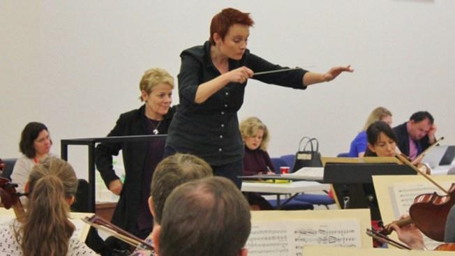 The Dallas Opera's Hart Institute for Women Conductors