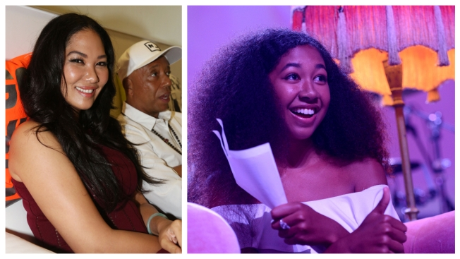Kimora Lee Simmons' 16-Year-Old Daughter Accepted Into Harvard