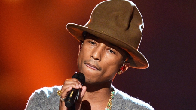 "Pharrell Williams Joins ""The Voice"""