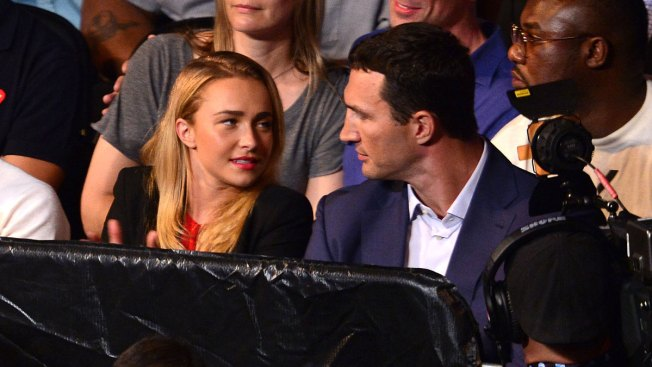 Hayden Panettiere and Wladimir Klitschko Break Up