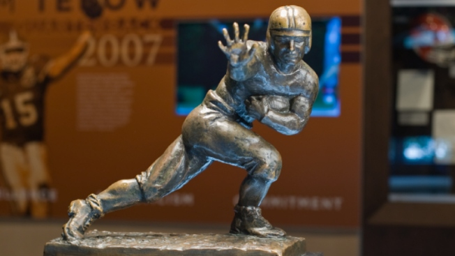 Twice Sold, Once Forged: What Became of Billy Sims' Heisman Award?