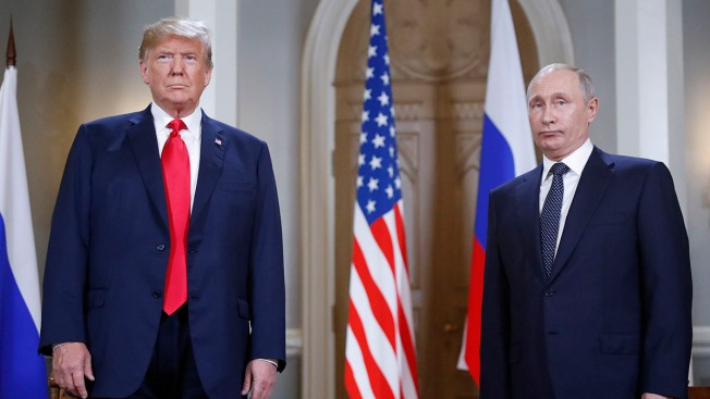 Trump OKs Sanctions for Foreigners Who Meddle in Elections