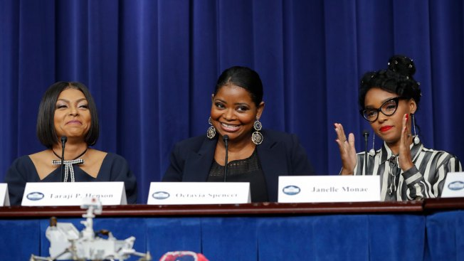 Michelle Obama Invites 'Hidden Figures' Cast to White House for Special Screening