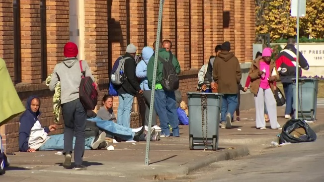 Volunteers Needed to Count Homeless in Tarrant County