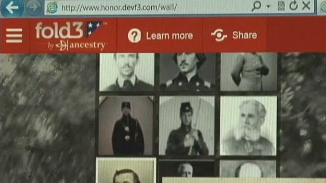 New Site Honors American Soldiers Throughout History