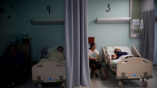 Puerto Rico Hurricane May Cause Shortage of Hospital IV Bags