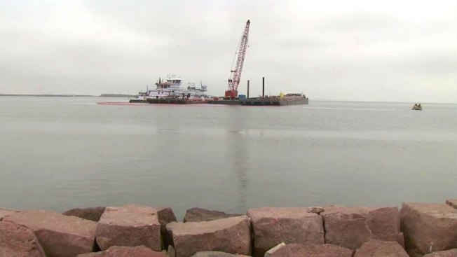 Coast Guard Reopens Texas Ship Channel
