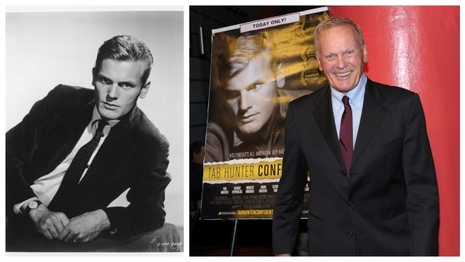 Actor Tab Hunter, Star of 'Damn Yankees!' Movie, Dies at 86