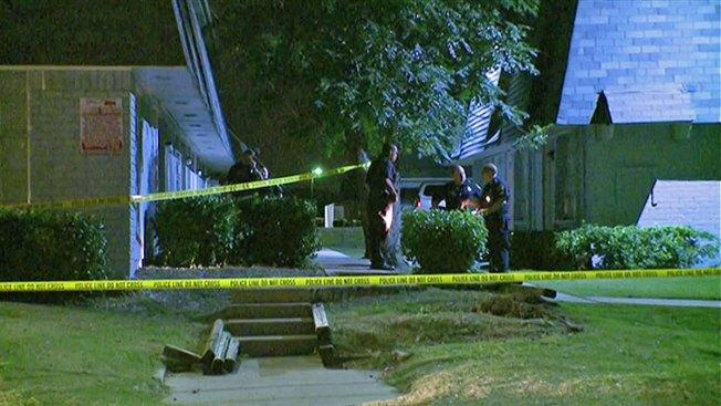 Man Gunned Down in Dallas Apartment Complex