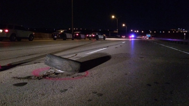 1 Woman Dead, 1 Injured in Crash on I-30: Fort Worth Police
