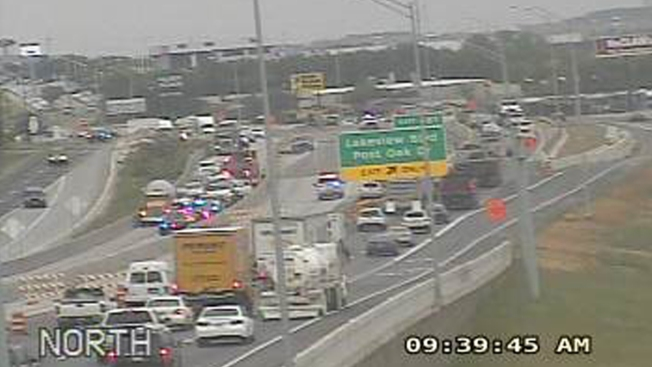 Interstate 35 Reopens After Crash in Corinth