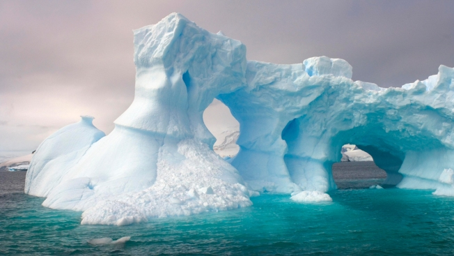 How Hauling Icebergs Could Help Sustain the World's Thirstiest Regions