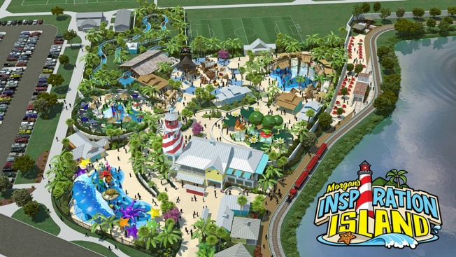 New Texas Water Park Designed for People With Special Needs
