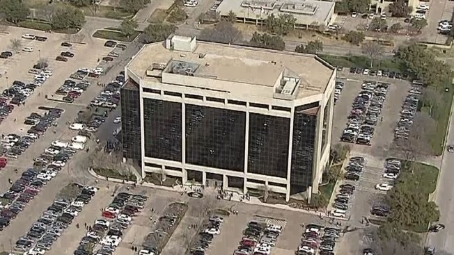 Irving Building Evacuated Due to Bomb Threat