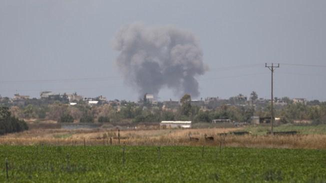 Gaza Militants Strike Israel, Drawing Israeli Retaliation