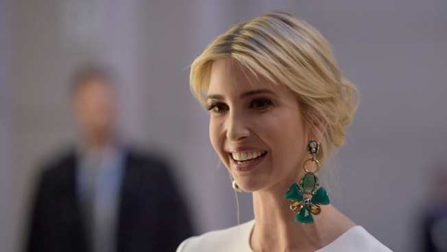 In New Book, Ivanka Trump Gets Serious About Women at Work