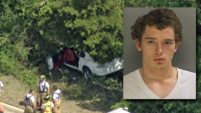 Arlington Teen Charged With Manslaughter in Fatal Single-Vehicle Crash