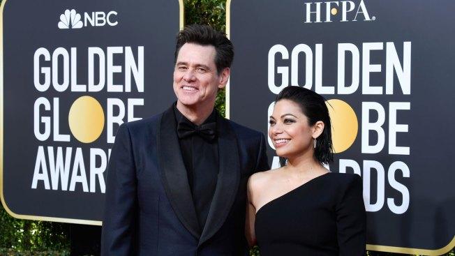 Jim Carrey and Girlfriend Ginger Gonzaga Split