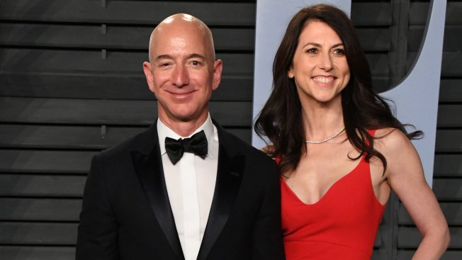 Amazon CEO Jeff Bezos and Wife MacKenzie to Divorce