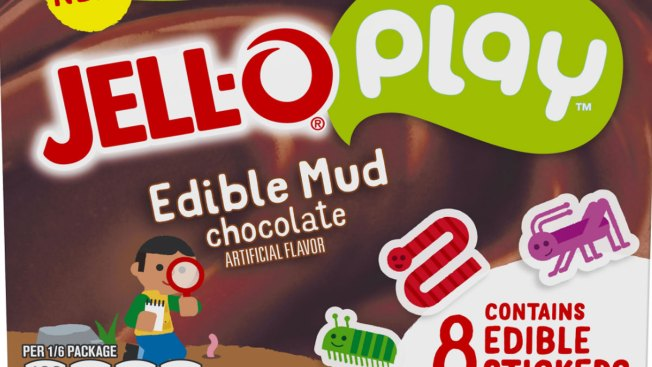 You Can Play With Your Food! JELL-O is Now a Toy