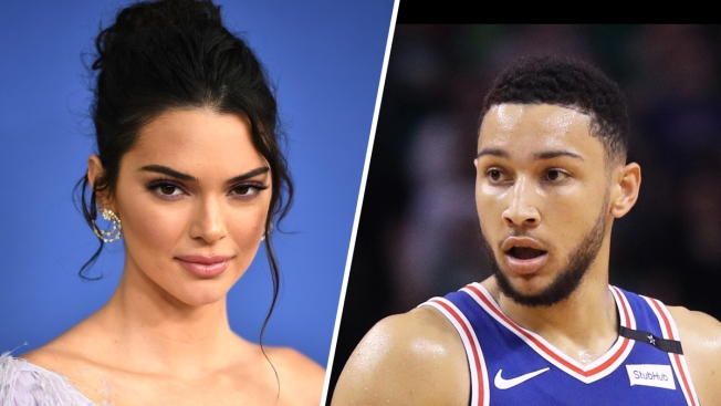 Kendall Jenner and Ben Simmons Are 'Inseparable' During Night Out With Friends