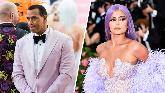 Kylie Jenner Responds to Alex Rodriguez's Claim She Talked About Her Money at the Met Gala