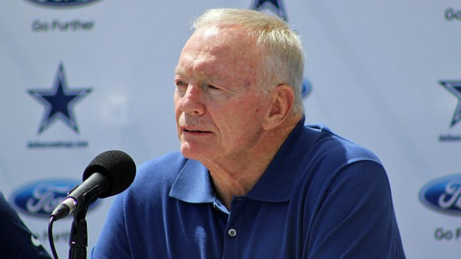 "Jerry Jones: ""This is Not a Rebuild"""