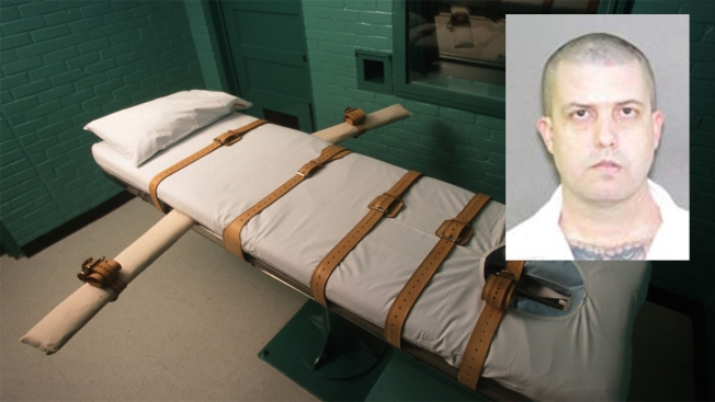 Texas Executes Man for Corrections Officer's Death