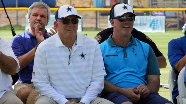 Cowboys VP: Team Expects Marinelli Back