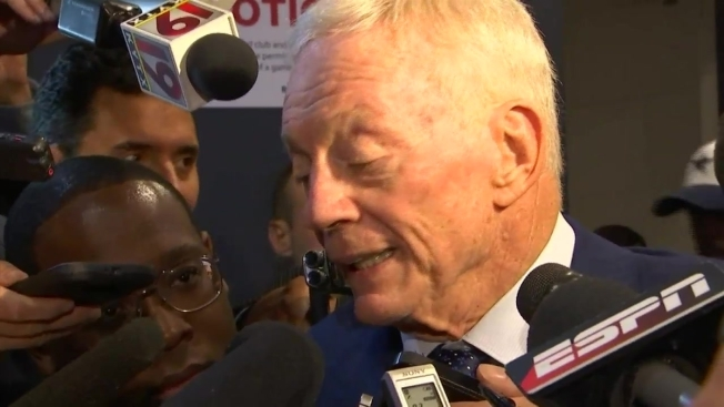 Jerry Jones Voices Some Displeasure with Cowboys Staff