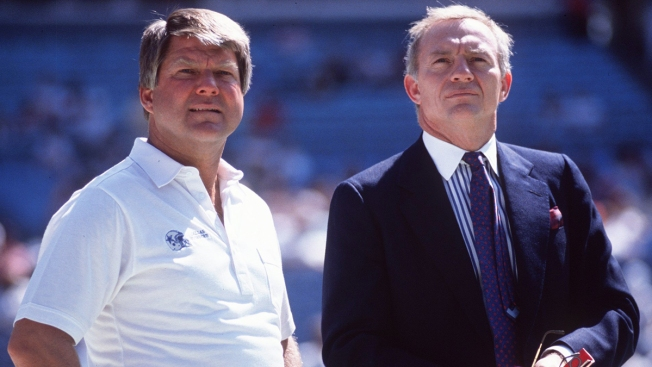 Jimmy Johnson Joins Jerry Jones Among NFL Hall of Fame Nominees