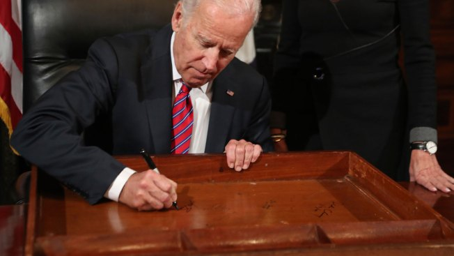 Biden to Take Train Home After Inauguration