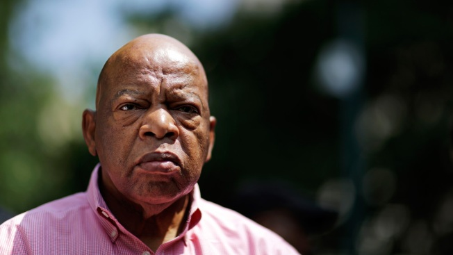 Rep. John Lewis: Trump is an 'Insult' to Civil Rights Event