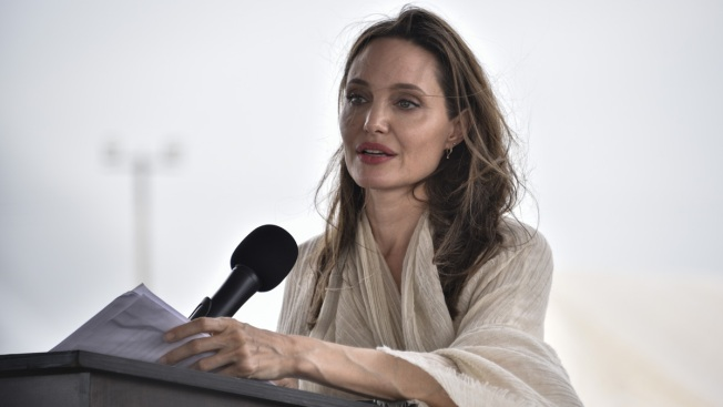 Angelina Jolie Joins Time in Editorial Role