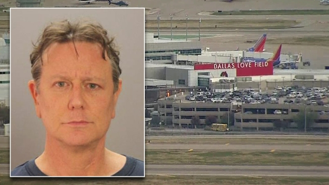 Actor Judge Reinhold Arrested at Dallas Love Field