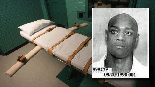 Texas Prisoner Set to Die Next Month Gets Reprieve