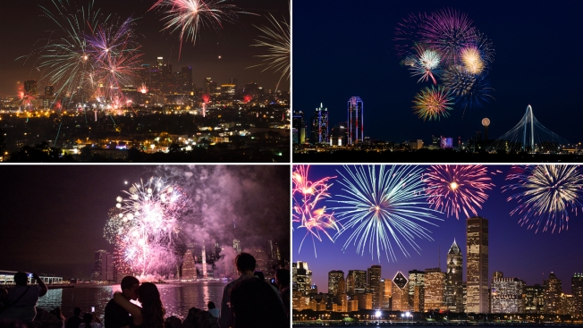 [DFW] Top 15 Cities to Visit for the 4th of July in 2019