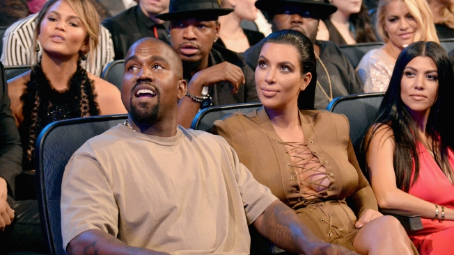 Kim Kardashian Shares First Photo of Son Saint West