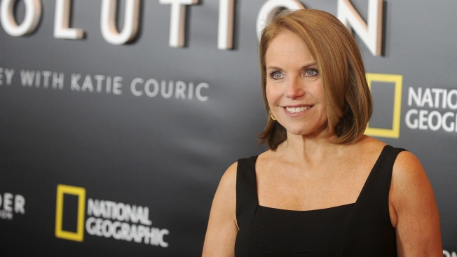 Katie Couric Recounts Facing Sexist Attitudes, Comments