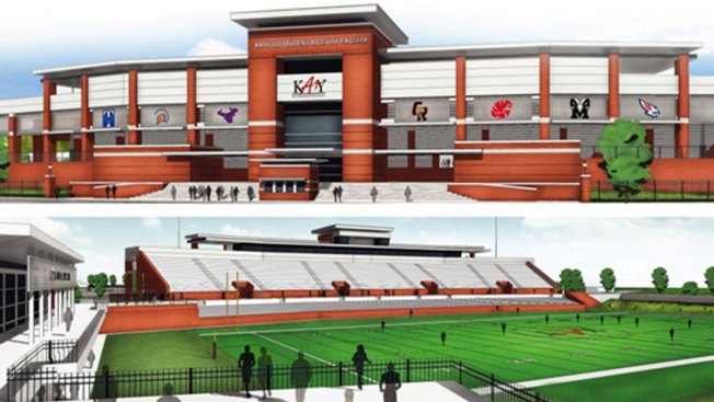 Houston-Area District Wants $69 Million High School Football Stadium