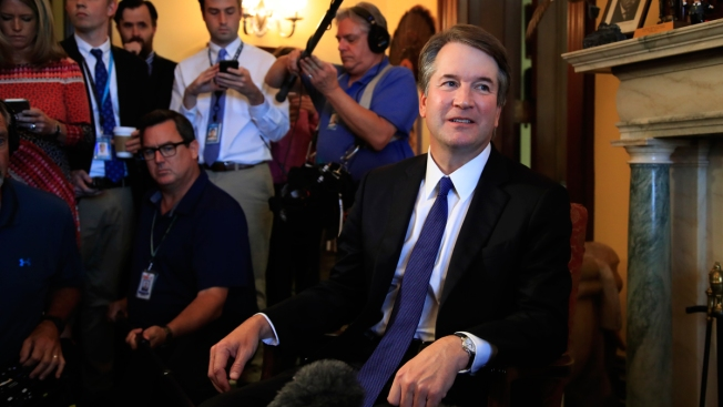 Kavanaugh Reports Relatively Modest Finances, Debt Repayment