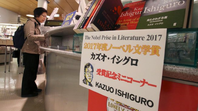 Japanese Roots of Nobel Winner Kazuo Ishiguro Celebrated