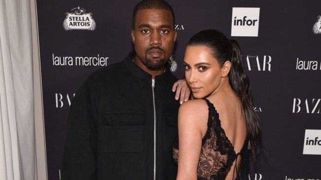 Kim Kardashian Slams Kanye West's Yeezy Haters in Twitter Rant