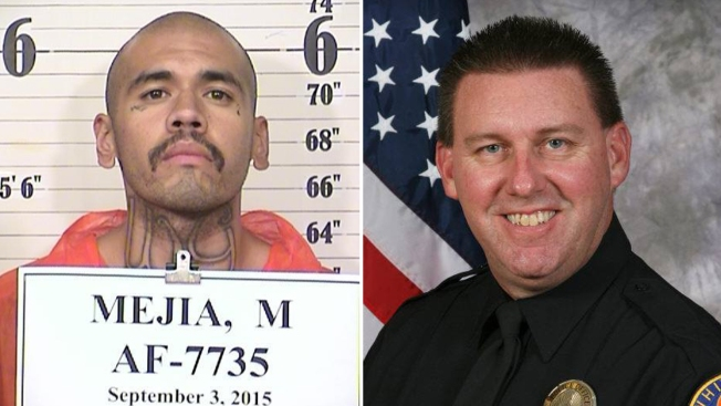 Suspect in Officer Slaying Has Lengthy Rap Sheet