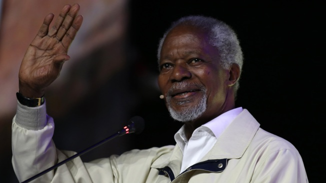 Annan Leaves Legacy of Fighting for Equality and Rights