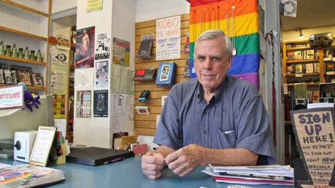 Nation's Oldest Gay Bookstore Is Closing