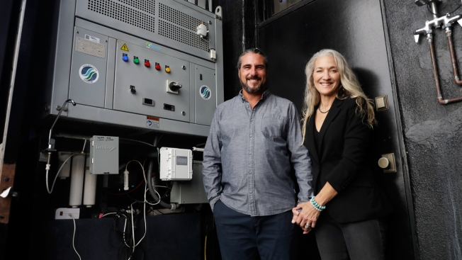Couple Wins $1.5 Million for Making Water From Air